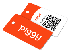 Piggy spaarkaart
